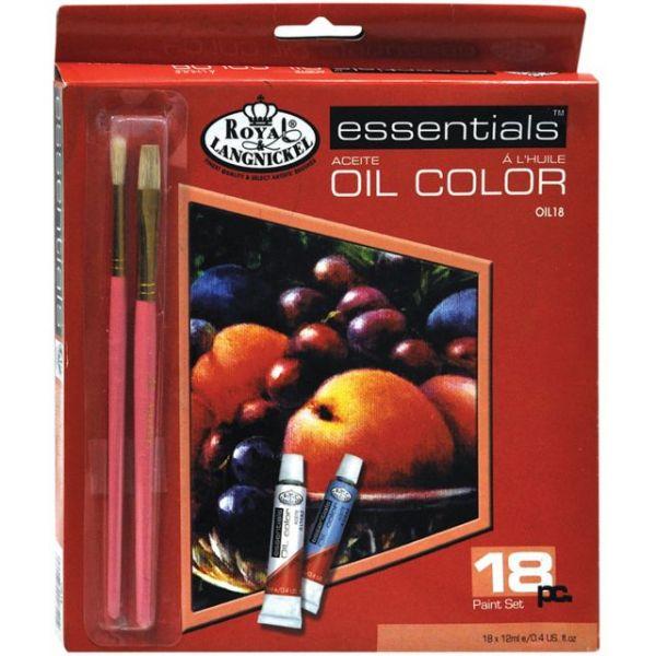 Essentials Oil Paints
