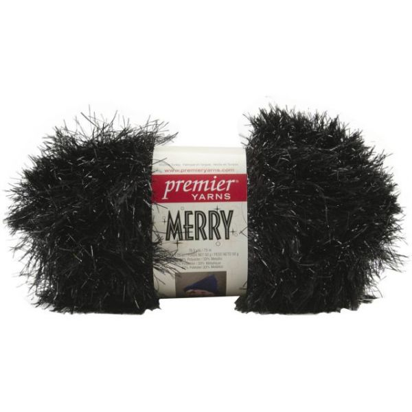 Premier Merry Yarn - Black Ice