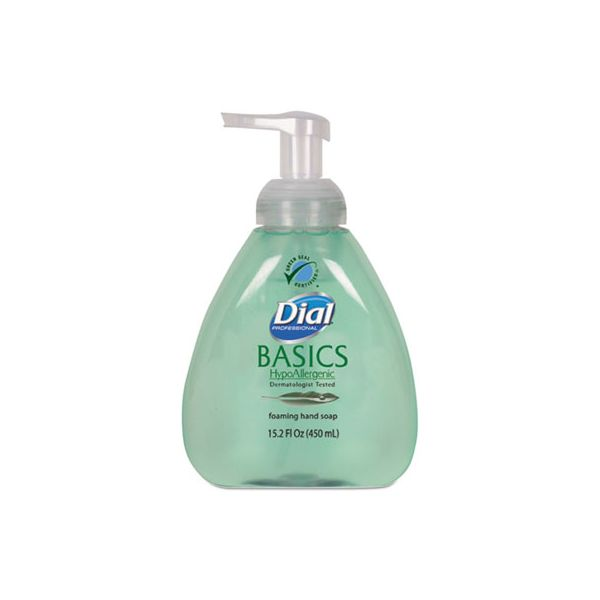 Dial Professional Basics Foaming Hand Soap