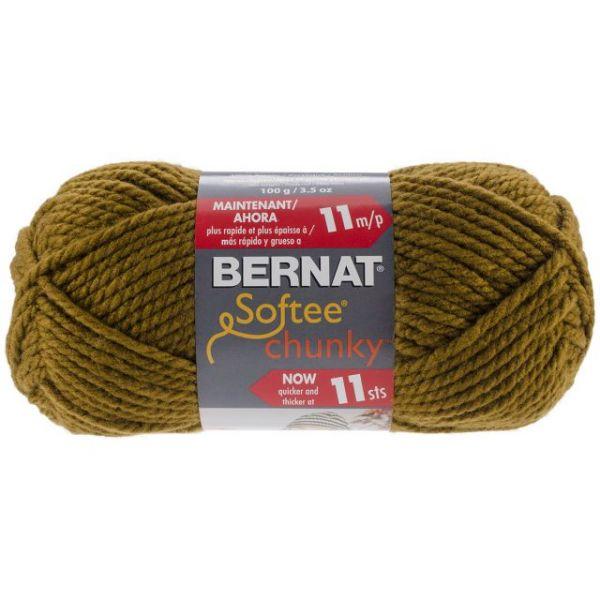 Bernat Softee Chunky Yarn - Cinnamon