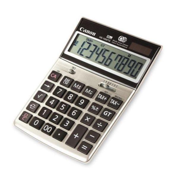 Canon HS1000TG Desktop Display Calculator