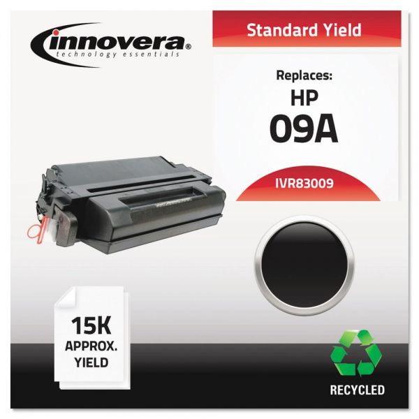 Innovera Remanufactured C3909A (09A) Toner, Black