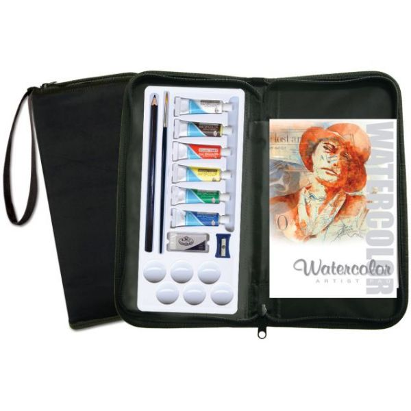 Keep N' Carry Artist Watercolor Paints Set