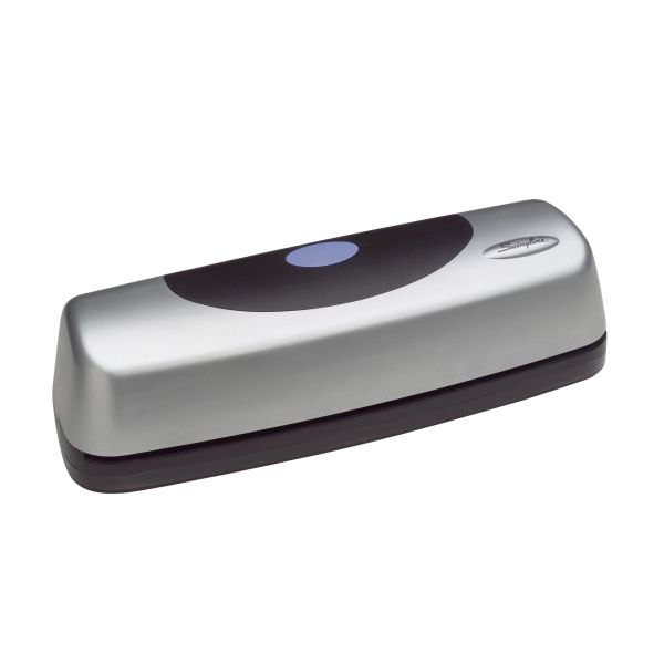 Swingline Portable Electric Three-Hole Punch