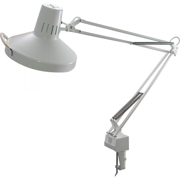 "Ledu 40"" Arm Clamp 3-way Combo Lamp"