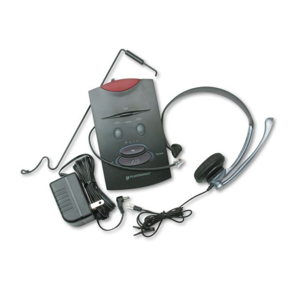 Plantronics S-11 Telephone Headset System