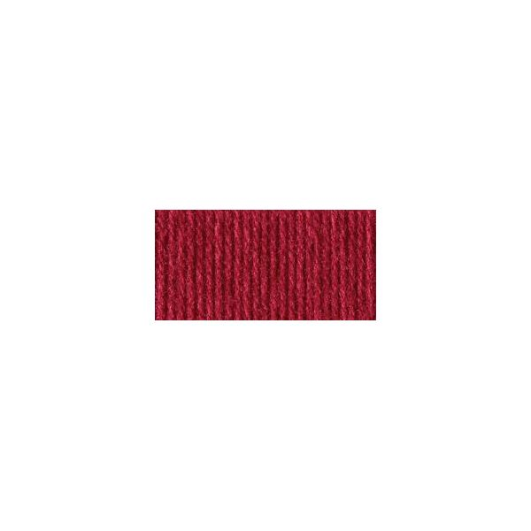 Bernat Super Value Yarn - Cherry Red