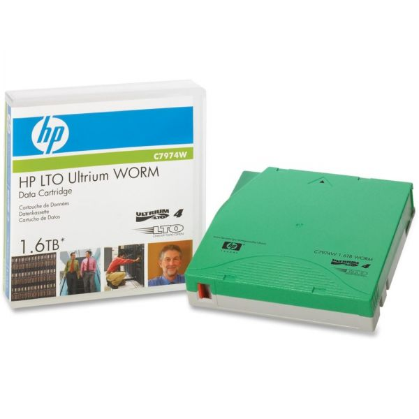 HP LTO Ultrium 4 WORM Tape Cartridge