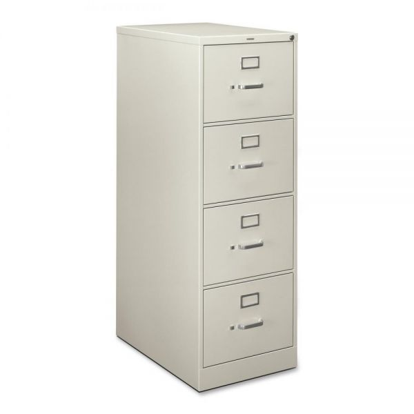 HON H320 Series 4 Drawer Vertical File Cabinet