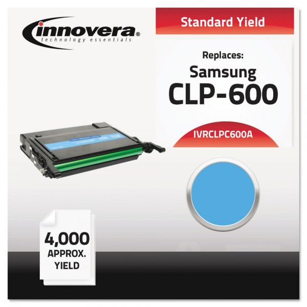 Innovera Remanufactured Samsung CLP-C600A Toner Cartridge