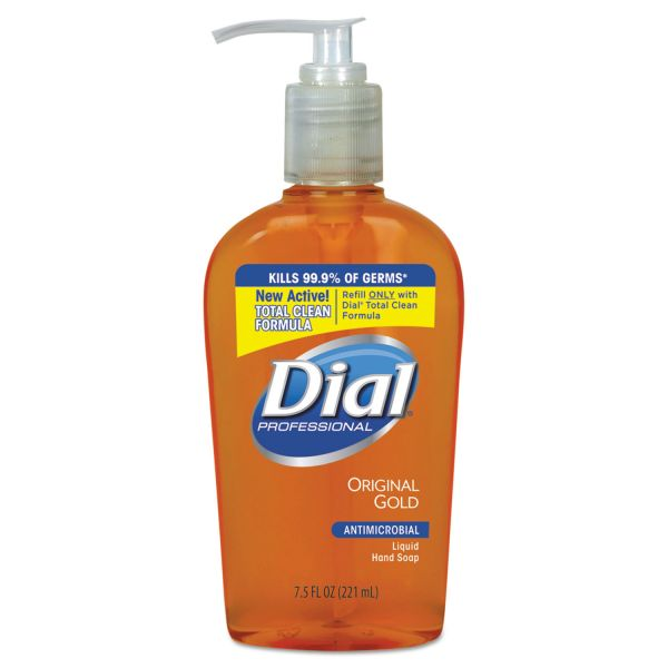 Dial Gold Antimicrobial Liquid Hand Soap