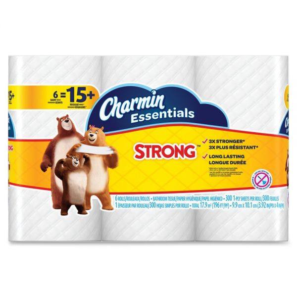 Charmin Strong Toilet Paper