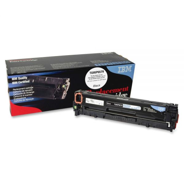 IBM Remanufactured HP 312A (CF380A) Toner Cartridge