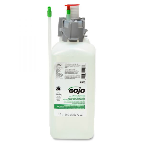 GOJO CX & CXI Green Certified Foam Hand Soap Refills