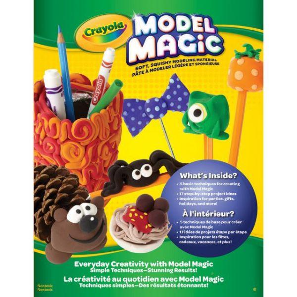 Crayola Model Magic Idea Book