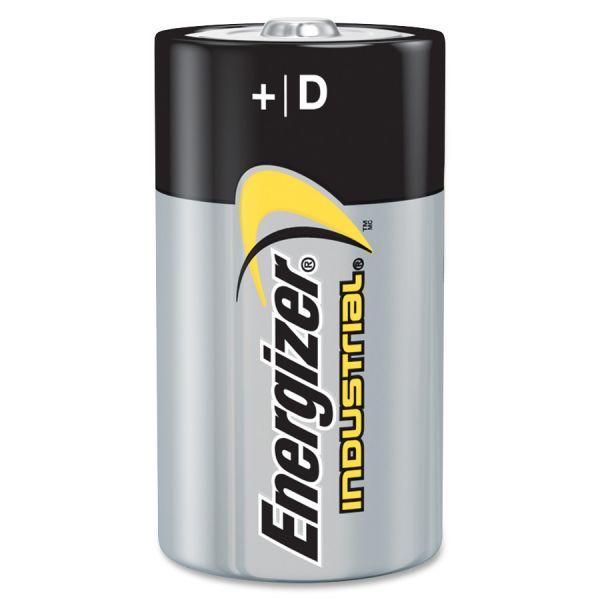 Energizer Industrial D Batteries