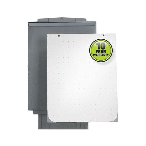 Quartet Duramax Total Erase Dry Erase Board, 27 x 34, White