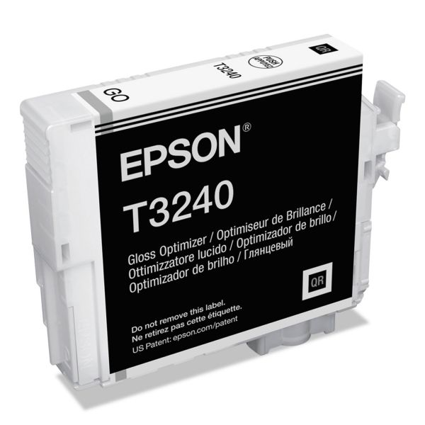 Epson T324020 (324) UltraChrome HG2 Ink, Gloss Optimizer