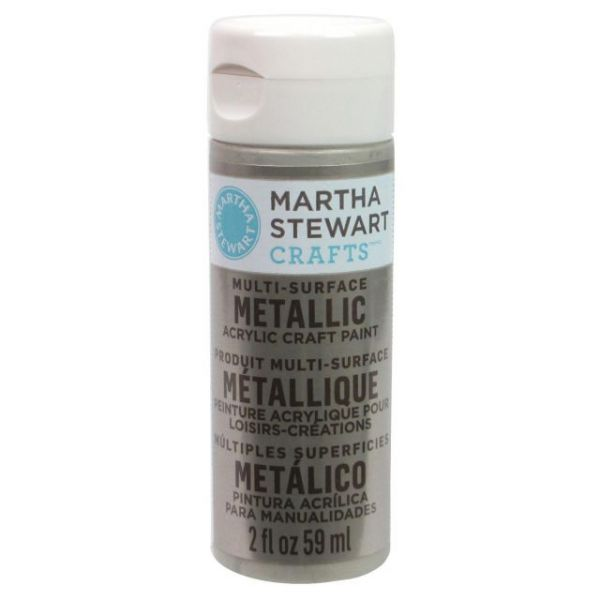 Martha Stewart Metallic Acrylic Craft Paint