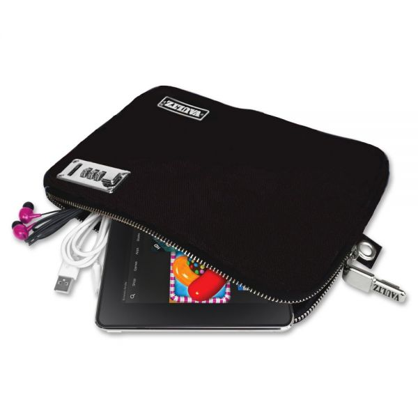 Vaultz Carrying Case (Pouch) for Electronic Equipment - Black