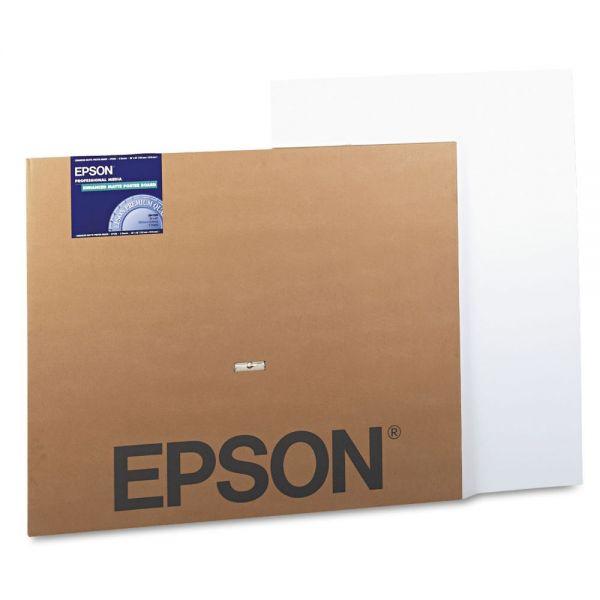 Epson Matte Wide Format Inkjet Poster Board