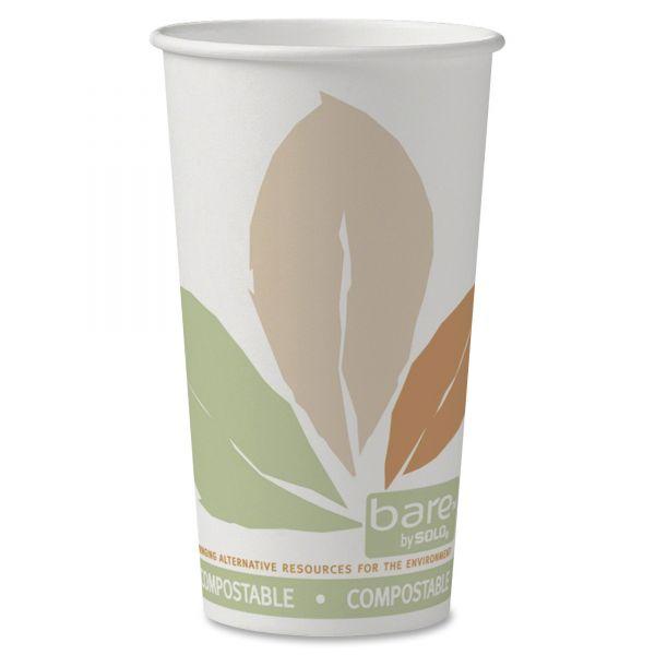 SOLO 20 oz Paper Coffee Cups