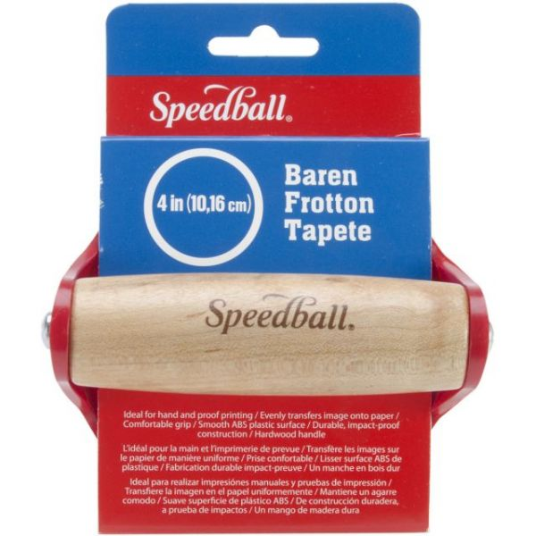 Speedball Red Baron Baren 4""