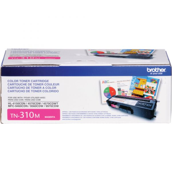 Brother TN-310M Toner Cartridge