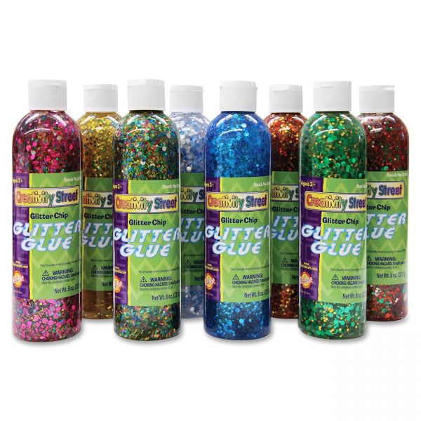Creativity Street Glitter Glue