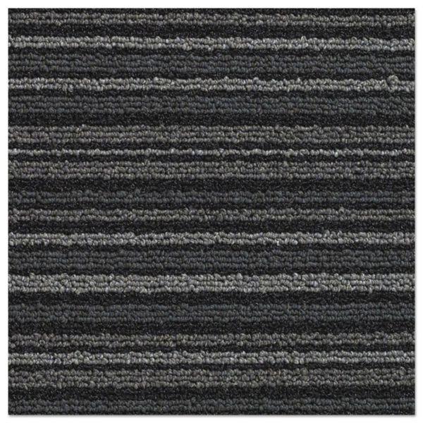 3M Nomad 7000 Heavy Traffic Carpet Matting, Nylon/Polypropylene, 48 x 120, Gray