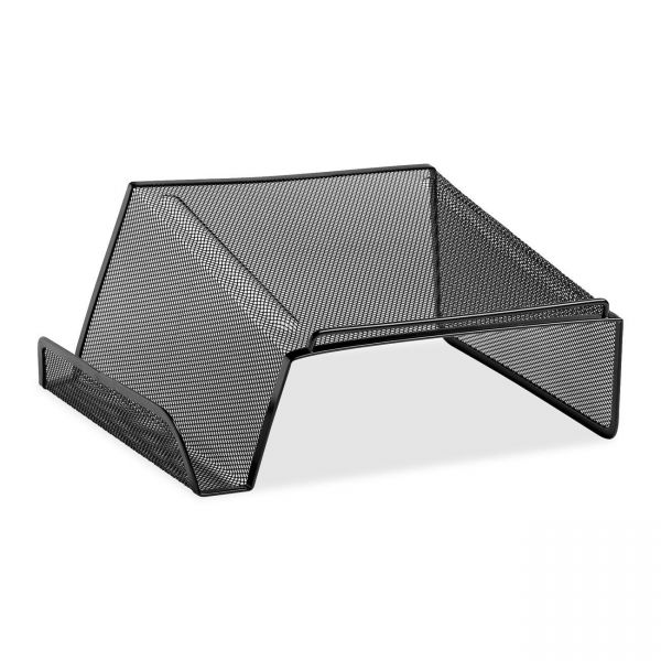 Rolodex Mesh Telephone Desk Stand, 10 x 11 1/4 x 5 1/4, Black