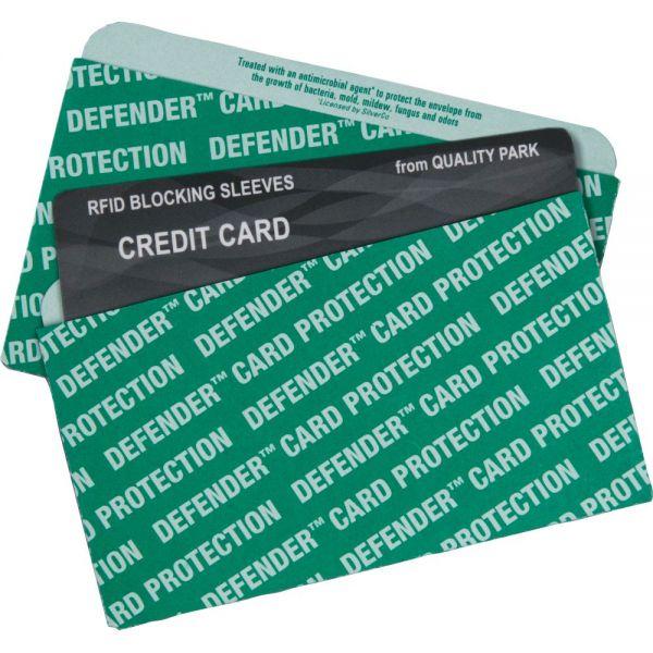 Quality Park Card Sleeves