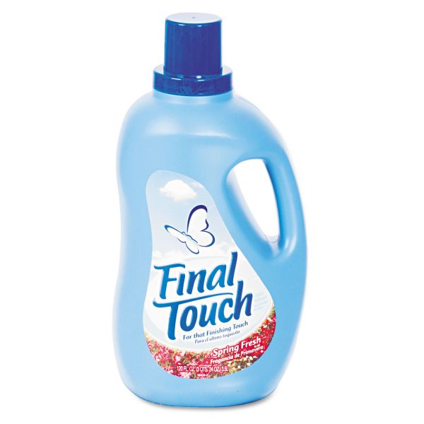 Final Touch Ultra Liquid Fabric Softener