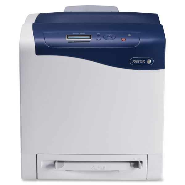Xerox Phaser 6500N Desktop Color Laser Printer