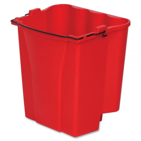 Rubbermaid Commercial WaveBrake Dirty Water Buckets