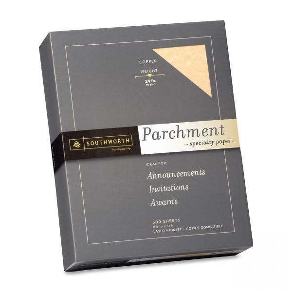 Southworth Fine Copper Parchment Paper