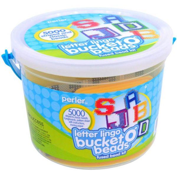 Perler Bucket O' Beads Fused Bead Kit
