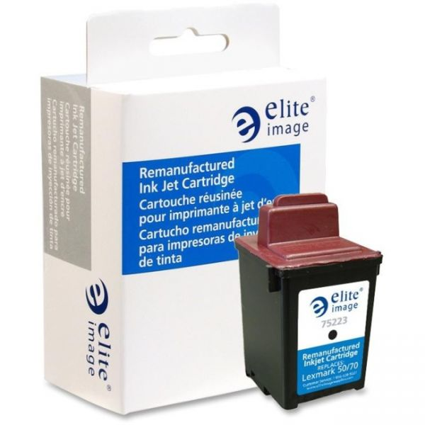Elite Image Remanufactured Lexmark 12A1970, 17G0050 Ink Cartridge