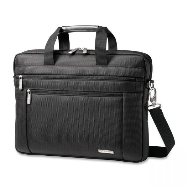 """Samsonite Classic Carrying Case for 15.6"""" Notebook - Black"""