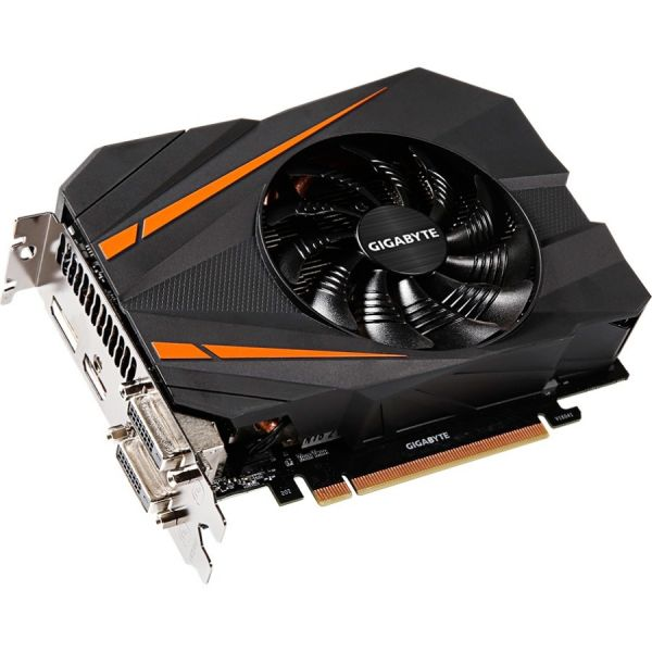 Gigabyte Ultra Durable VGA GV-N1070IXOC-8GD GeForce GTX 1070 Graphic Card - 1.56 GHz Core - 1.75 GHz Boost Clock - 8 GB GDDR5 - PCI Express 3.0 x16
