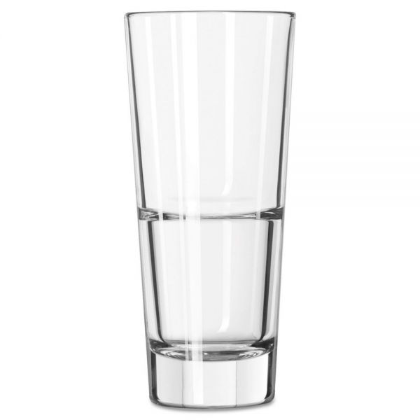 Libbey Endeavor 10 oz Hi-Ball Beverage Glasses