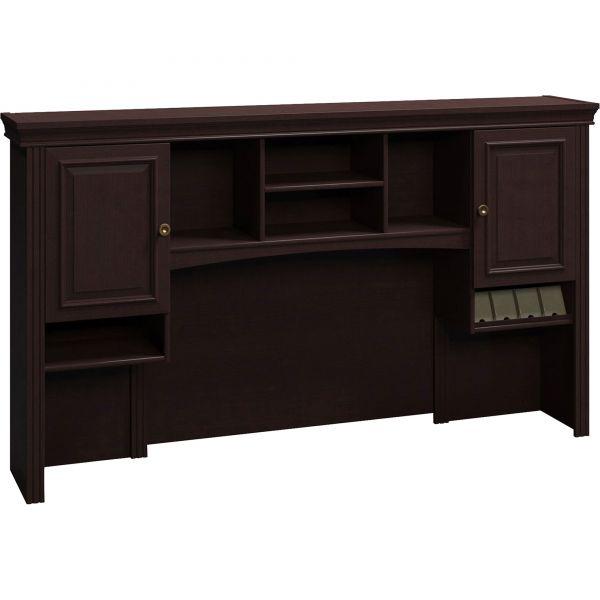 bbf Syndicate Tall Hutch Box 1 of 2 by Bush Furniture