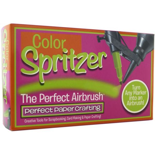 Color Spritzer Airbrush