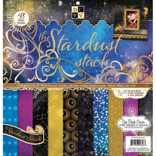 The Stardust Cardstock Paper Stack