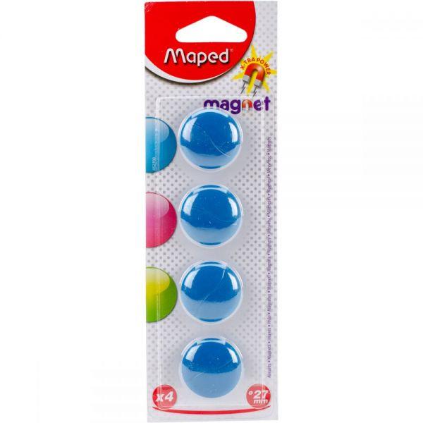 Circular Magnets 4/Pkg