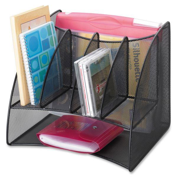 Safco Mesh Corner Desktop Organizer