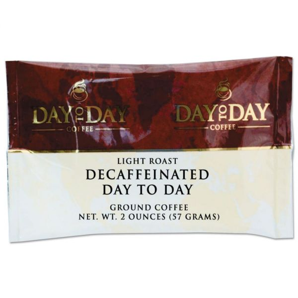 Day to Day Coffee Coffee Portion Packs - Decaf