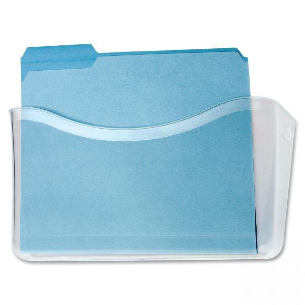 Rubbermaid Single Wall File Pocket