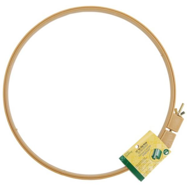 Dritz No-Slip Embroidery Hoop