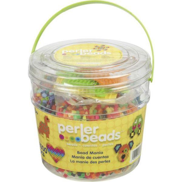 Perler Bead Mania Bucket